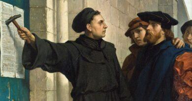 31 października obchodzimy Święto Reformacji